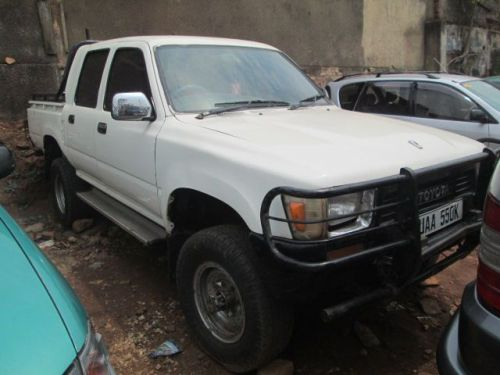 Used Toyota Hilux for sale in Bakuli Kampala