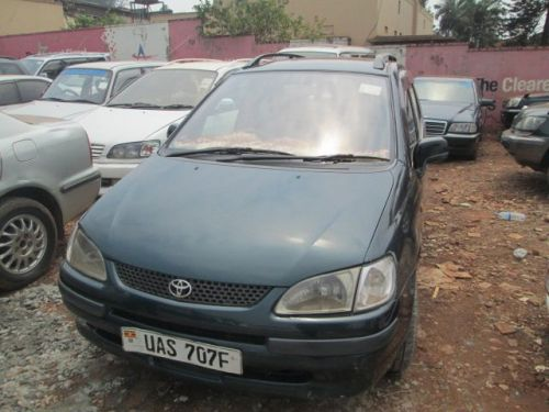 Used Toyota Spacio for sale in Bakuli Kampala