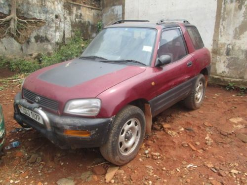 Used Toyota RAV-4 for sale in Bakuli Kampala