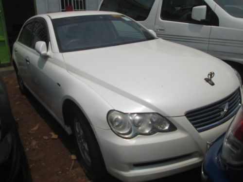 Used Toyota Mark X for sale in Bakuli Kampala