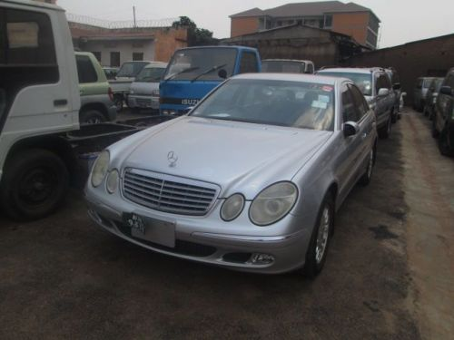 Used Mercedes-Benz E240 for sale in Kampala