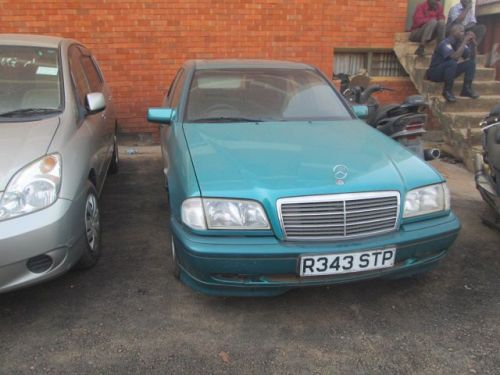 Used Mercedes-Benz C180 for sale in Kampala