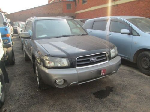 Used Subaru Forester XT for sale in Kampala