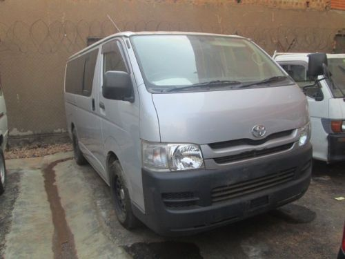Used Toyota Hiace for sale in Kampala
