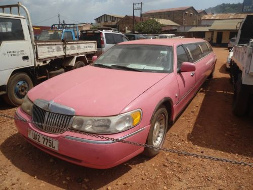 Used Rover Limousine for sale in Kampala