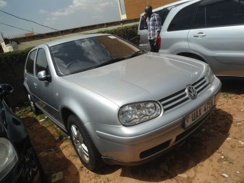 Used Volkswagen Golf for sale in Kampala