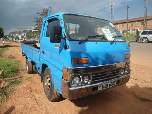 Used Isuzu Canter for sale in Kampala
