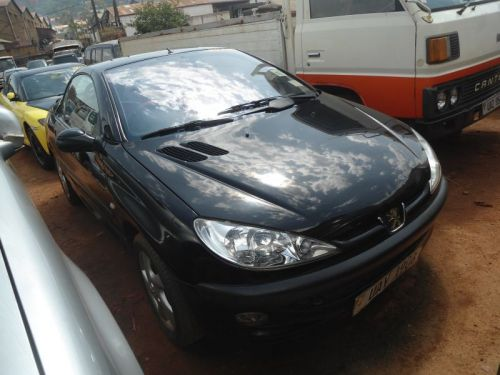 Used Peugeot 306 for sale in Kampala