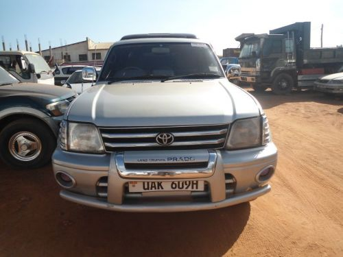 Used Toyota Land Cruiser for sale in Kampala