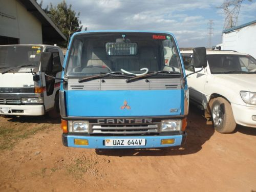 Used Mitsubishi Canter for sale in Kampala