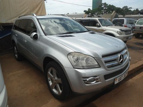 Used Mercedes-Benz ML350 for sale in Kampala