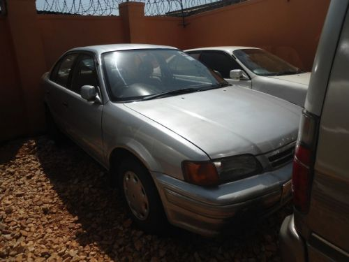 Used Toyota corsa for sale in Kampala