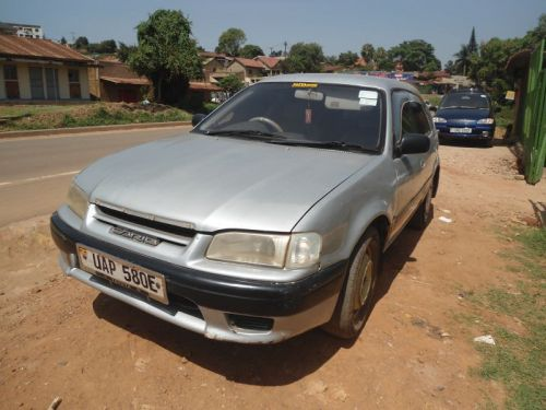Used Toyota carib for sale in Kampala