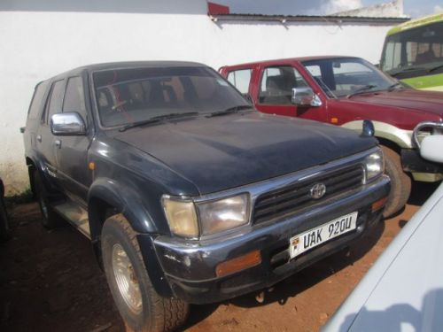 Used Toyota Surf for sale in Kampala