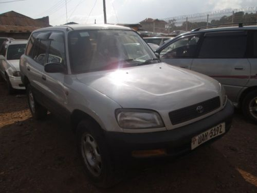 Used Toyota Rav4 for sale in Kampala