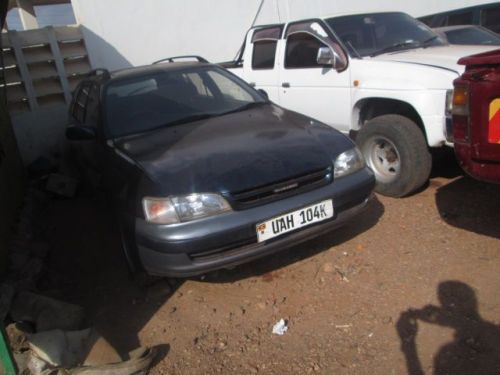 Used Toyota Caldina for sale in Kampala