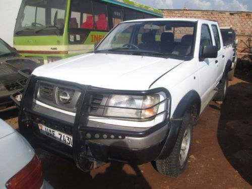 Used Toyota Hilux for sale in Kampala