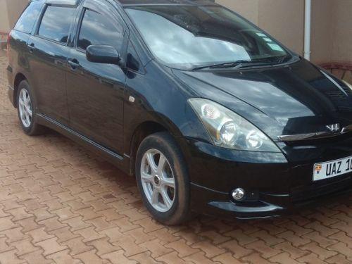 Used Toyota Wish for sale in