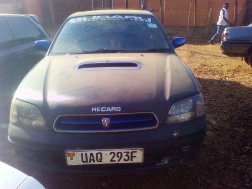 Used Subaru Subaru legacy B4 for sale in