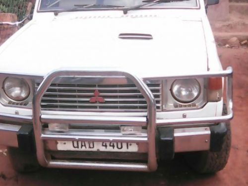 Used Mitsubishi Pajero for sale in